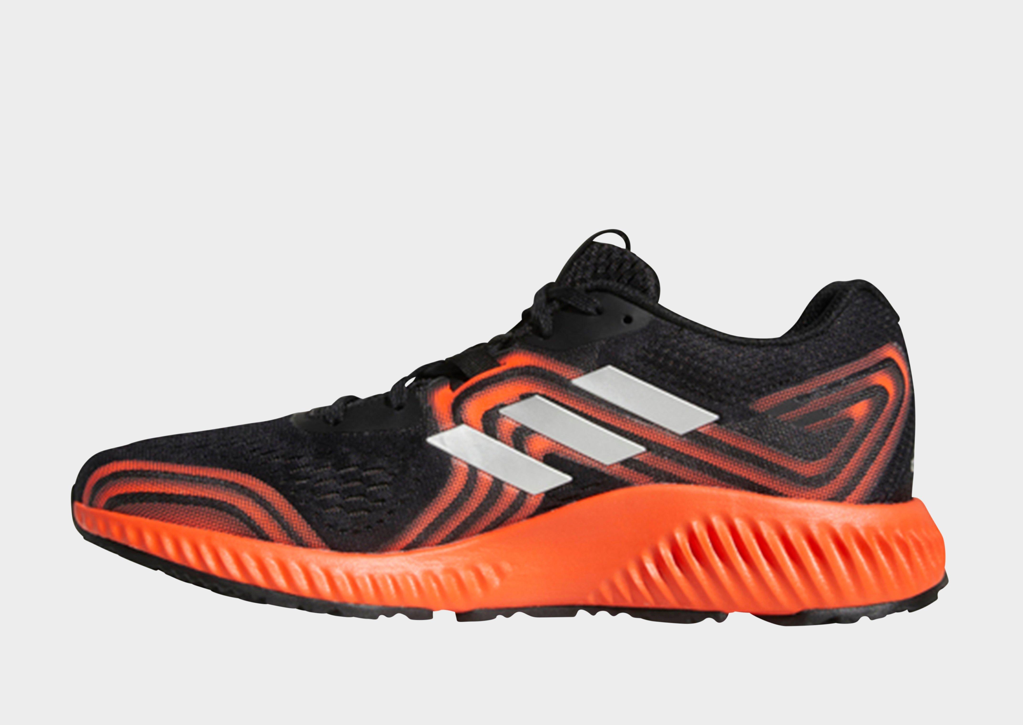 best cheap 4ce45 1ac67 adidas. Mens Red Aerobounce 2 Shoes