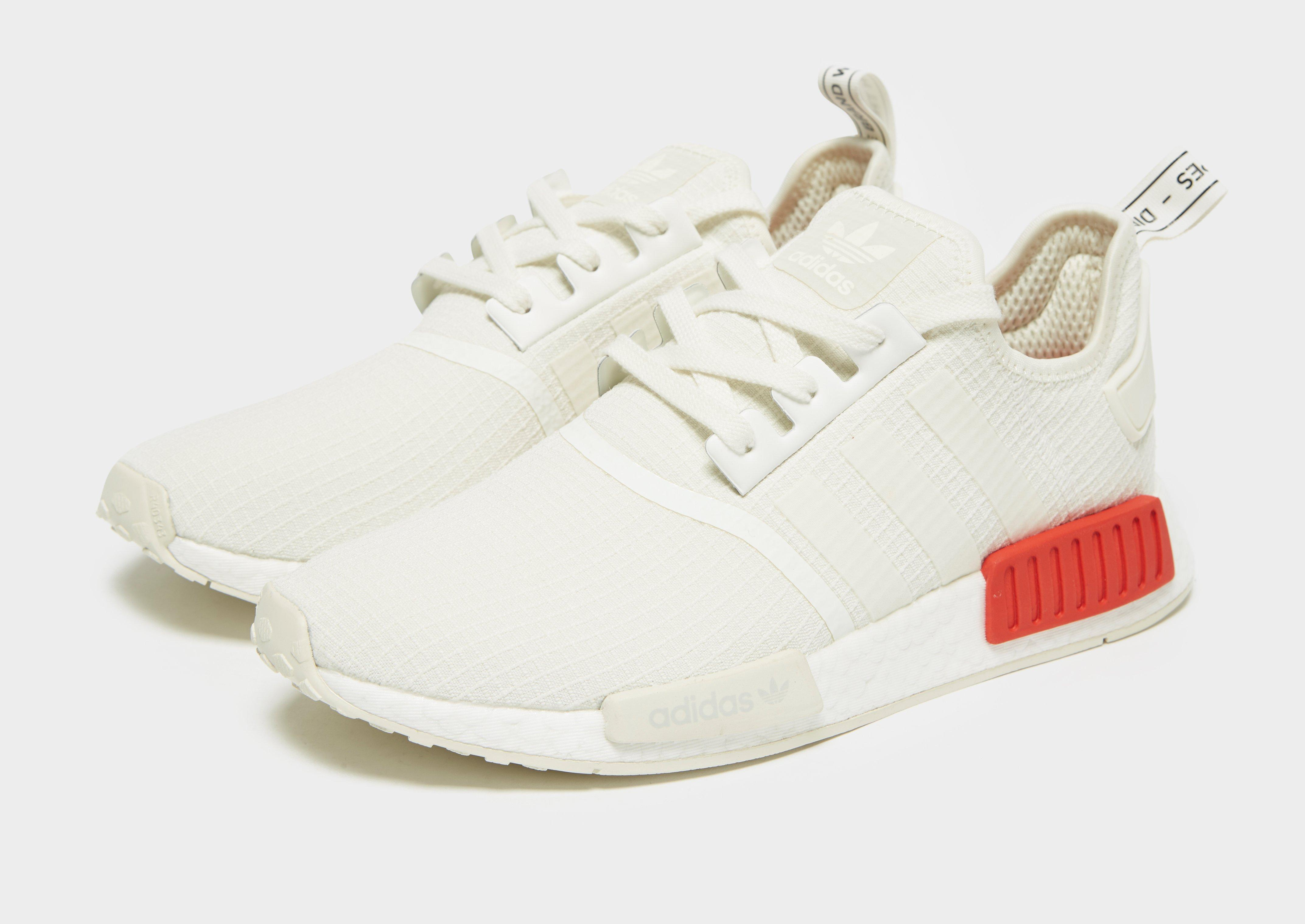 934a7060b Adidas Originals - White Nmd R1 Ripstop for Men - Lyst. View fullscreen