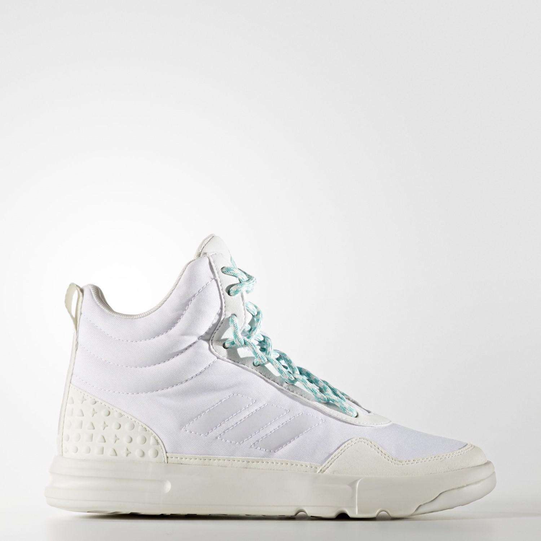 detailing 2eab1 e3db9 Lyst - adidas Stellasport Irana Shoes in White