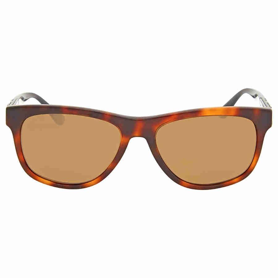 Gafas cuadradas La oscuro Habana Burberry de texturadas de sol 357813 56 Be4219 mate en rrZCwq1Rx