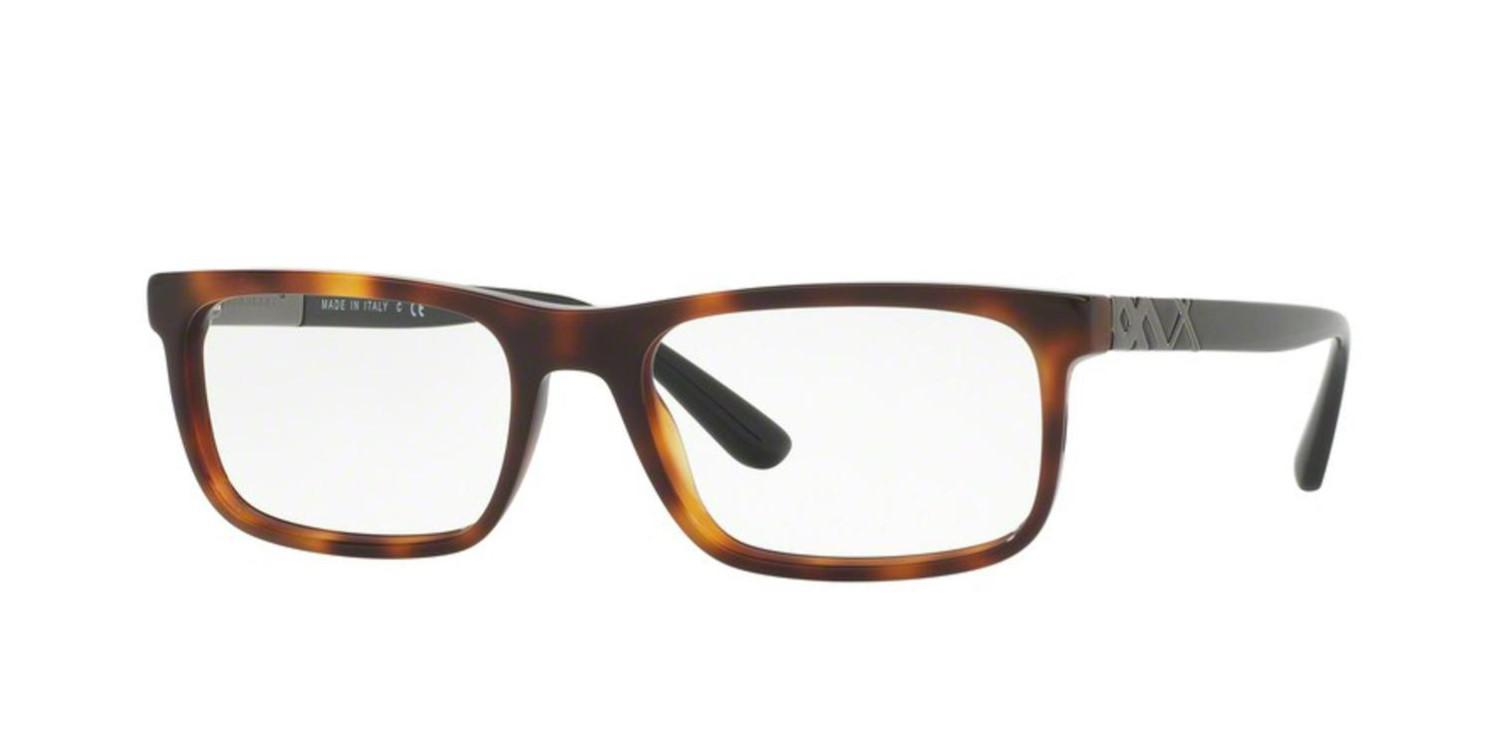 a2ecea11f11 Lyst - Burberry Eyeglasses Be 2240f 3627 Havana for Men