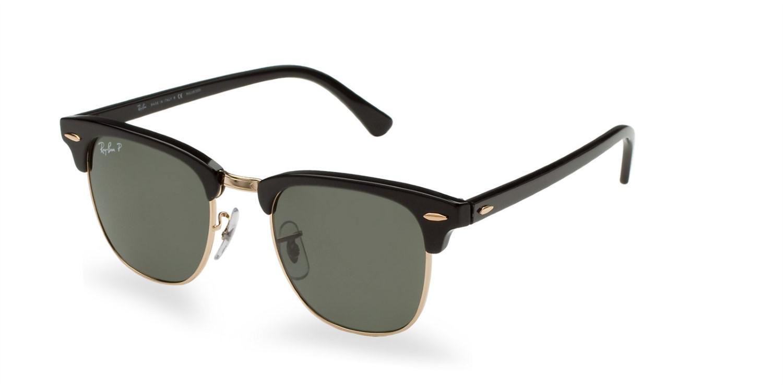b669661495 ... sale ray ban medium aviator sunglasses 58mm ray ban 0rb3016 901 58 49  black crystal green