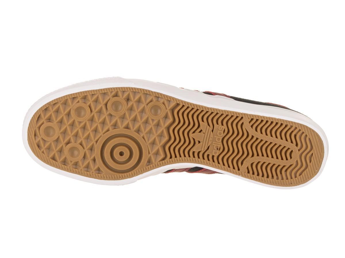 wholesale dealer 4eb21 af8f7 Adidas - Multicolor Adi-ease Premiere Cblackcburguftwwht Skate Shoe 10.5  Men. View fullscreen