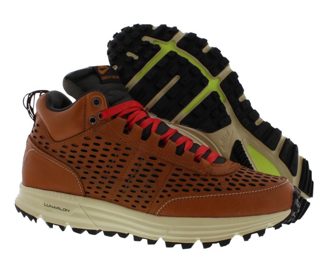 big sale e364c b14bb Lyst - Nike Lunar Ldv Prm Qs Sneaker Boot in Brown for Men