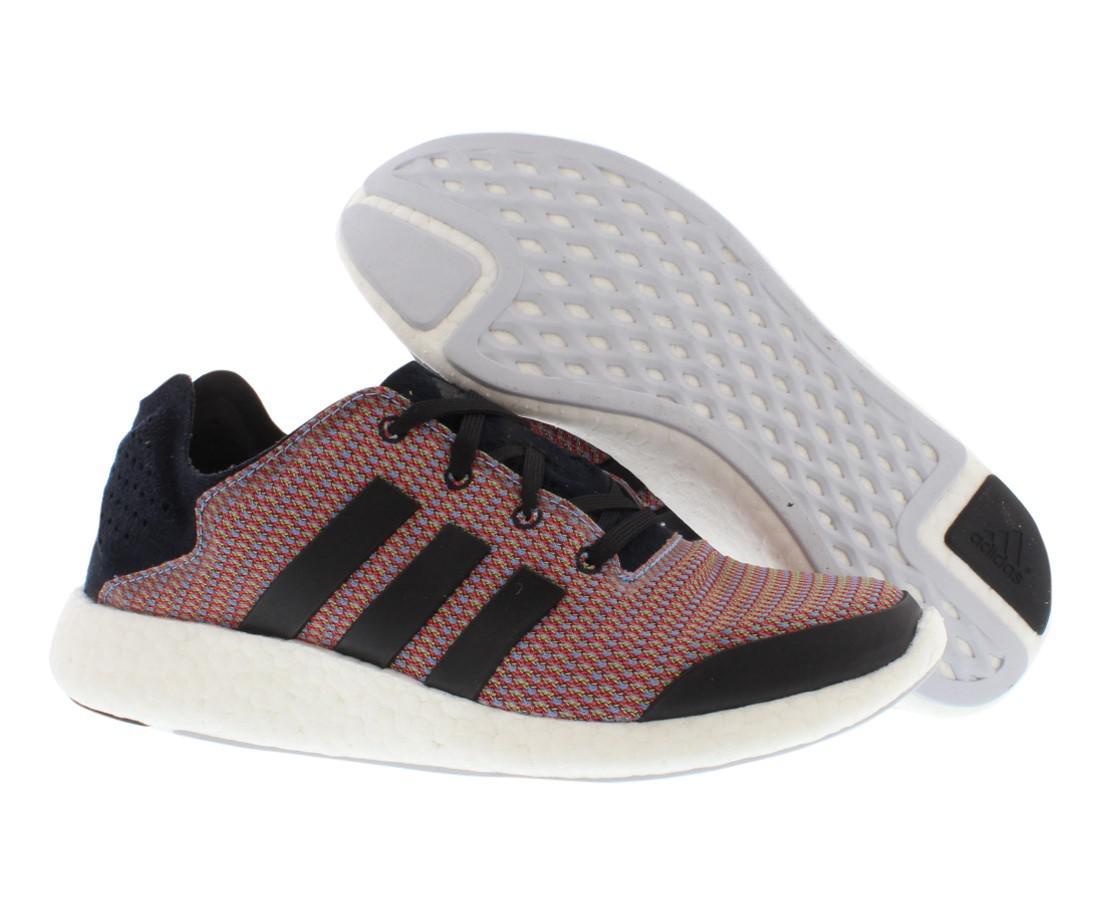 adidas. Men's Black Pureboost Knit M Shoes Size 8.5