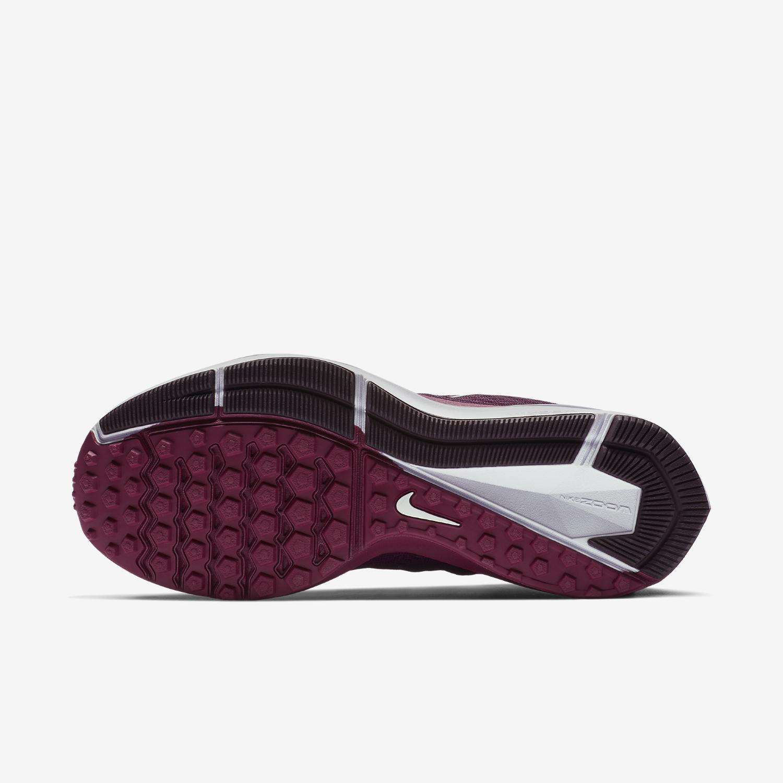 498a285f2c184 Lyst - Nike Air Zoom Winflo 5 Running Shoe in Purple