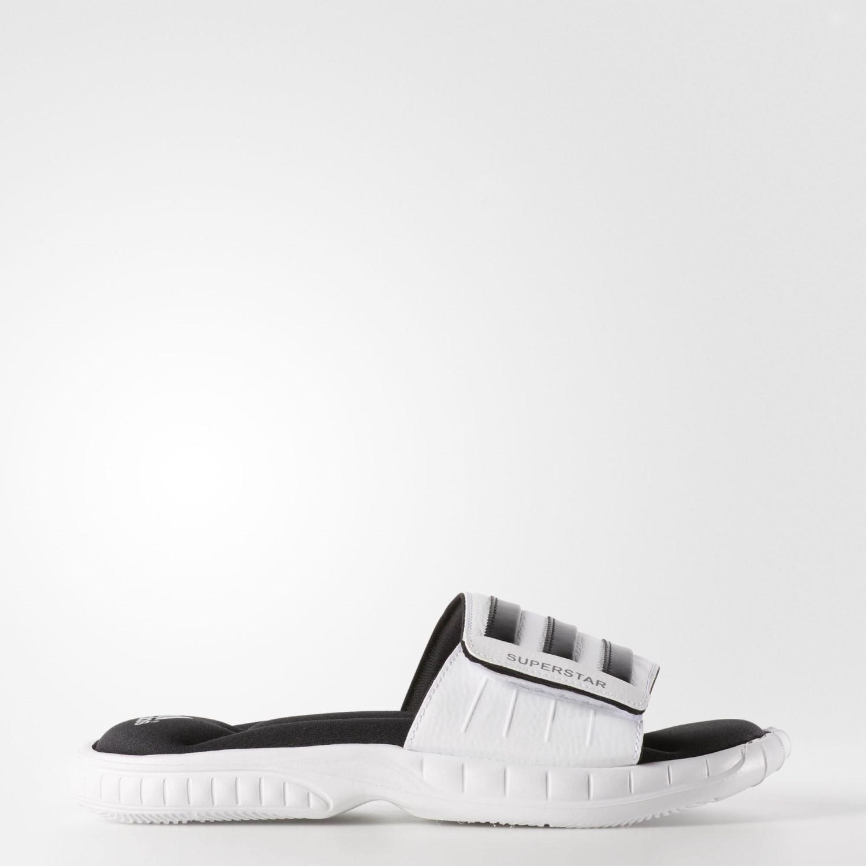 36828b0adec2 Lyst - Adidas Superstar 3g Slides in Metallic