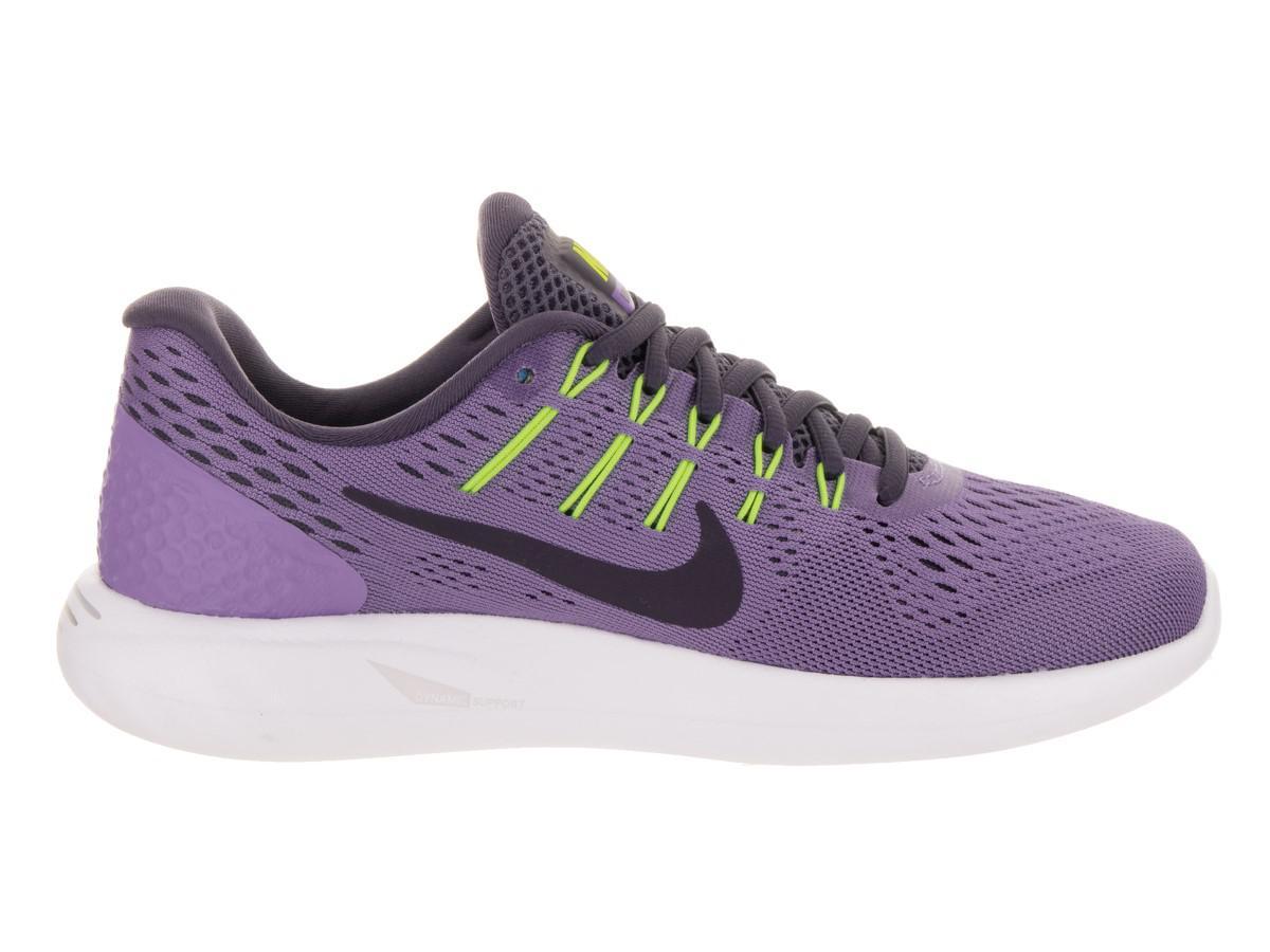 brand new eab64 b9ed2 Lyst - Nike Lunarglide 8 Purple Earthdark Raisinvoltprpl Dyn