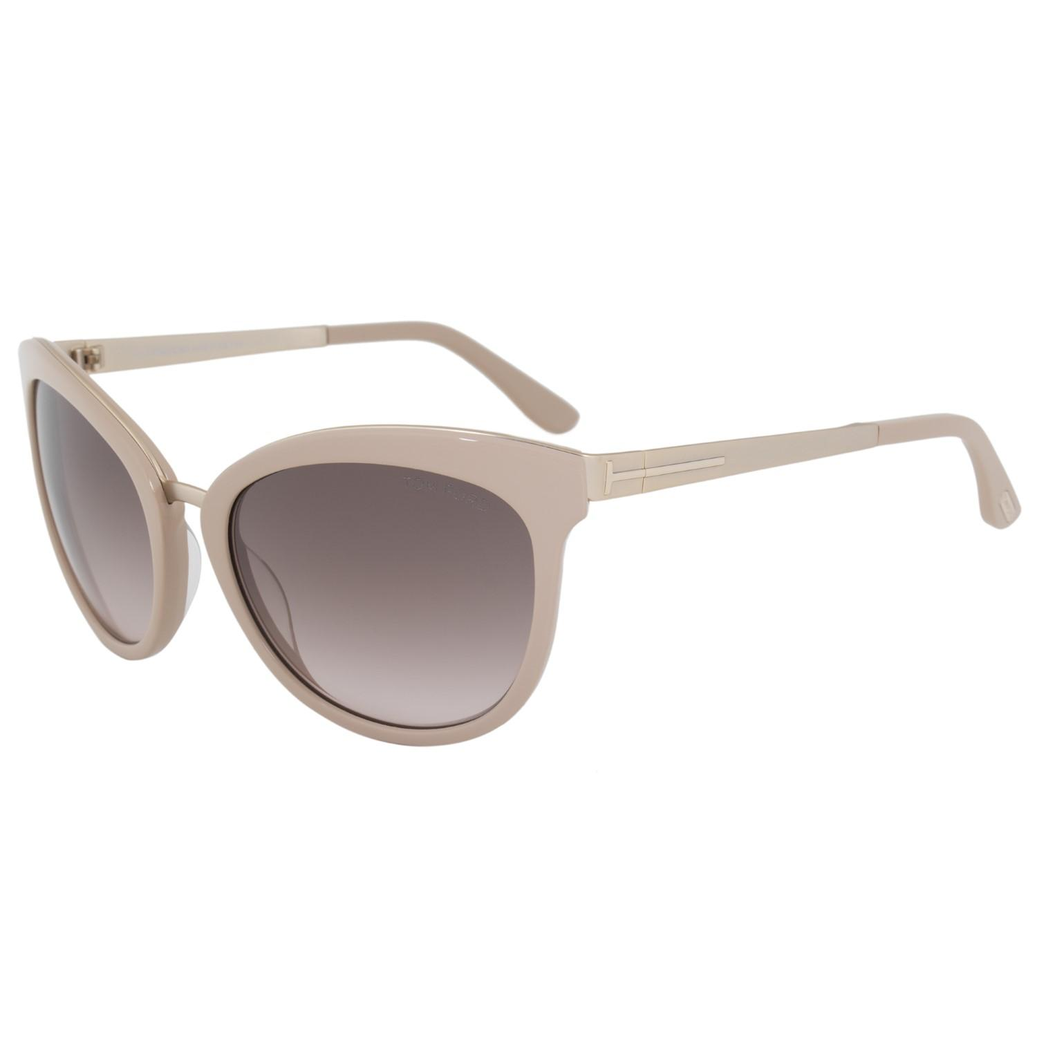 6705219cdce4 Tom Ford - Ft0461 Sunglasses Pink   Brown Rose - Lyst. View fullscreen