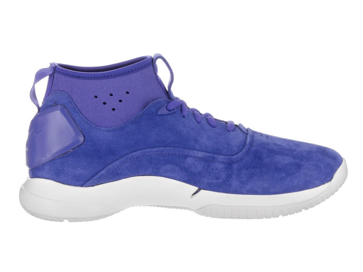 59ed1d718b66 Lyst - Nike Hyperdunk Low Lux Paramount Blue paramount Blue ...