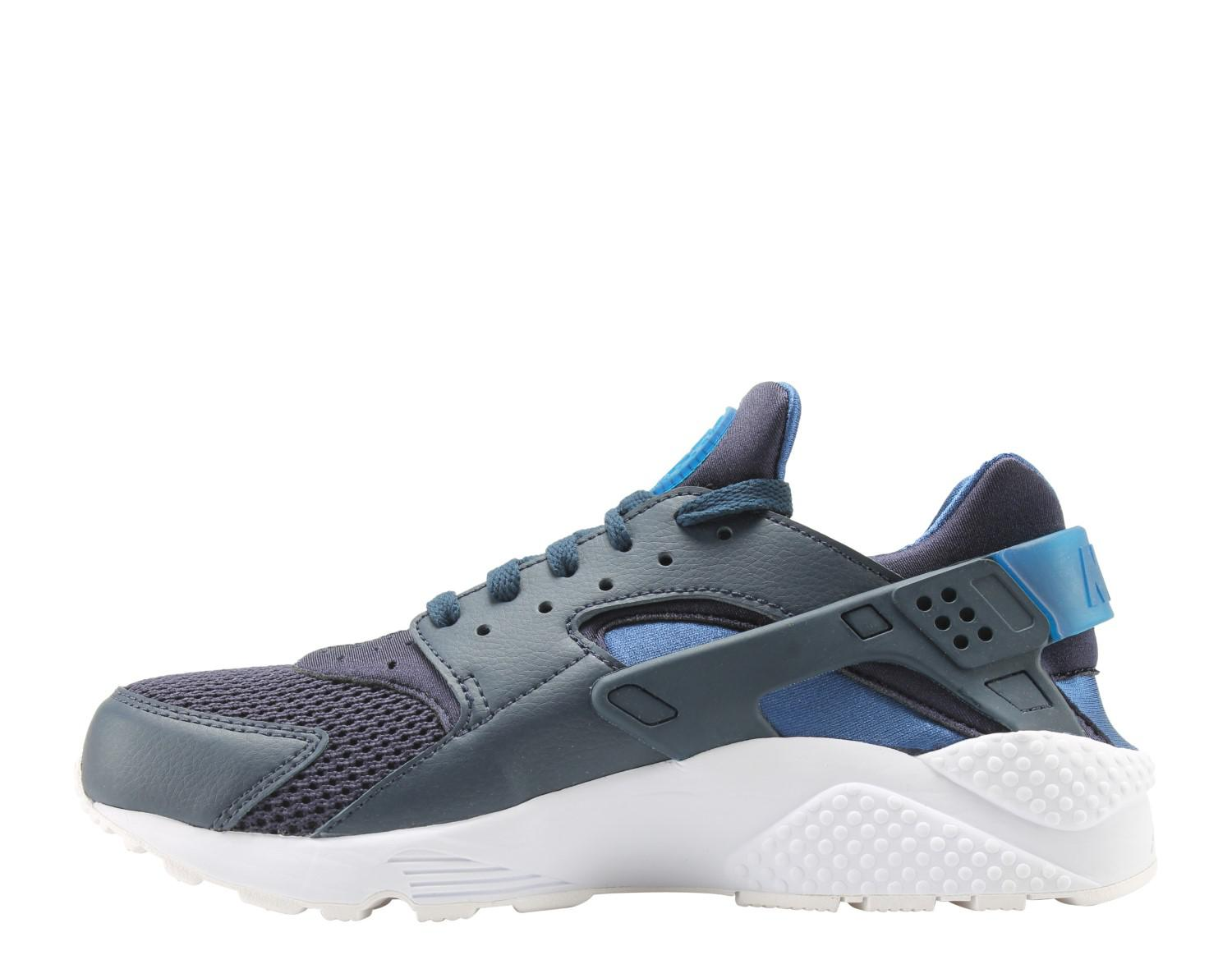 watch a97f8 5e069 Lyst - Nike 318429-420  Air Huarache Sneakers in Blue for Men
