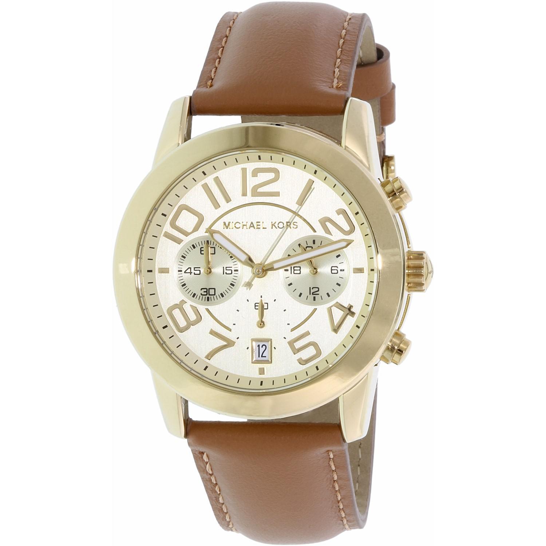 70c220dfc218 Lyst - Michael Kors Mk2251 Mercer Watch in Metallic