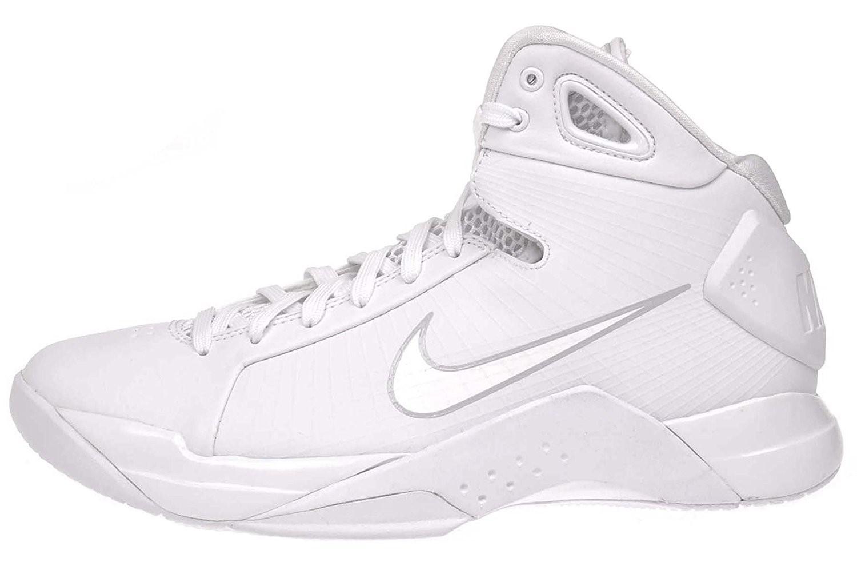 94ce961e39b9 Lyst - Nike Hyperdunk 08 White white pure Platinum Ankle-high ...