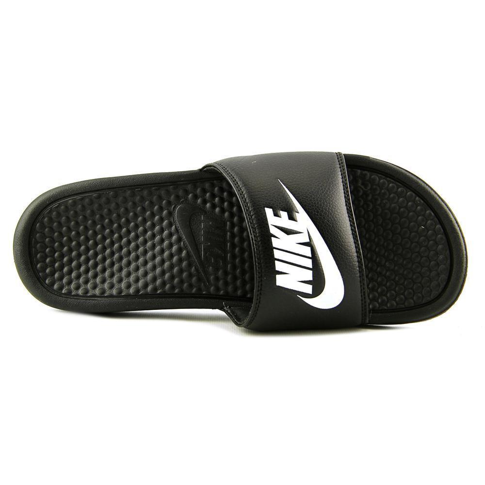 a2ba3d462aec Lyst - Nike Benassi Solarsoft Slide 2 Men Us 9 Black Slides Sandal ...