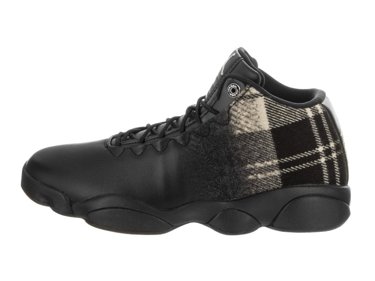cdfb5061c91265 Lyst - Nike Jordan Jordan Horizon Low Premium Black light Bone ...