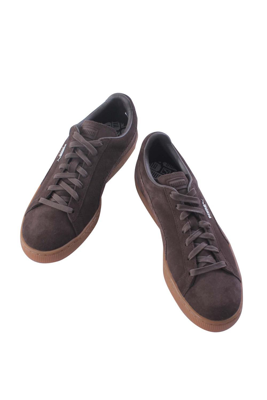 Lyst - PUMA 362551-01 Suede Classic Citi Black Coffee in Brown for Men 1edf8f3d4