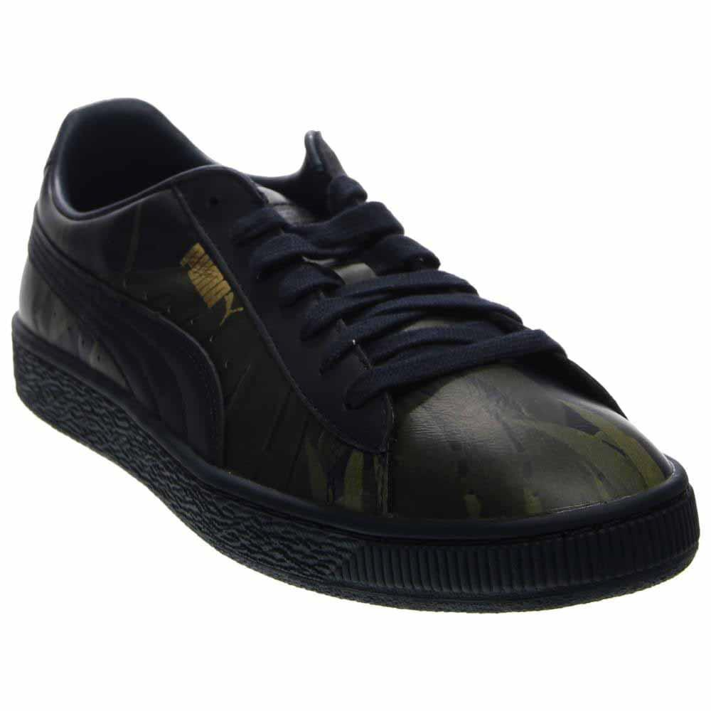 9c10348d2894 Lyst - Puma Basket X Hoh Palm in Black for Men