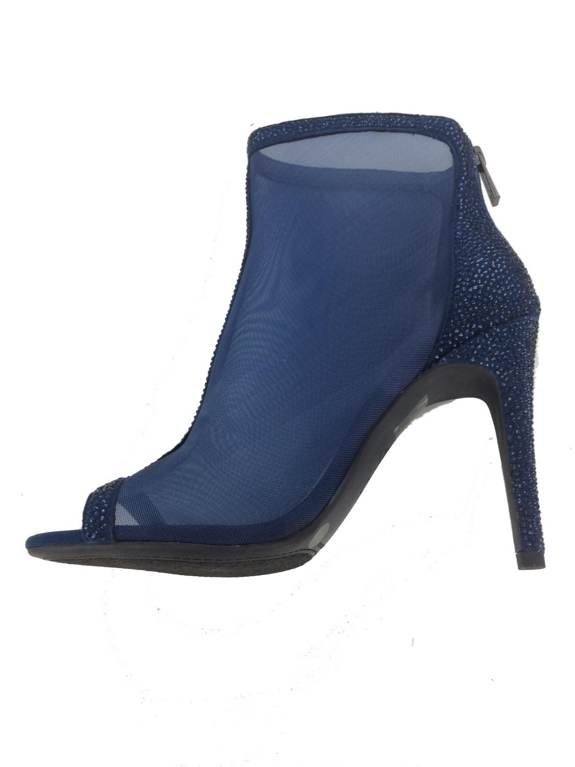 aed95083486 Lyst - Jessica Simpson Fancy Energee Pump in Blue - Save 62%