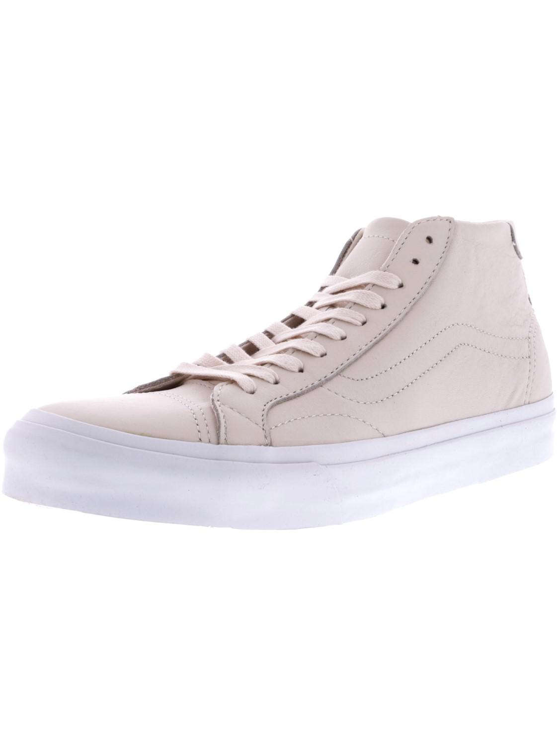 5620234113db88 Lyst - Vans Court Mid Dx Leather Ankle-high Canvas Skateboarding ...