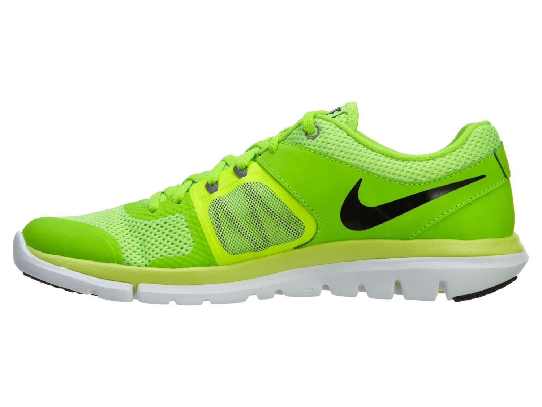 d34230e1bec5 Lyst - Nike Flex 2014 Rn Msl Shoes in Green for Men