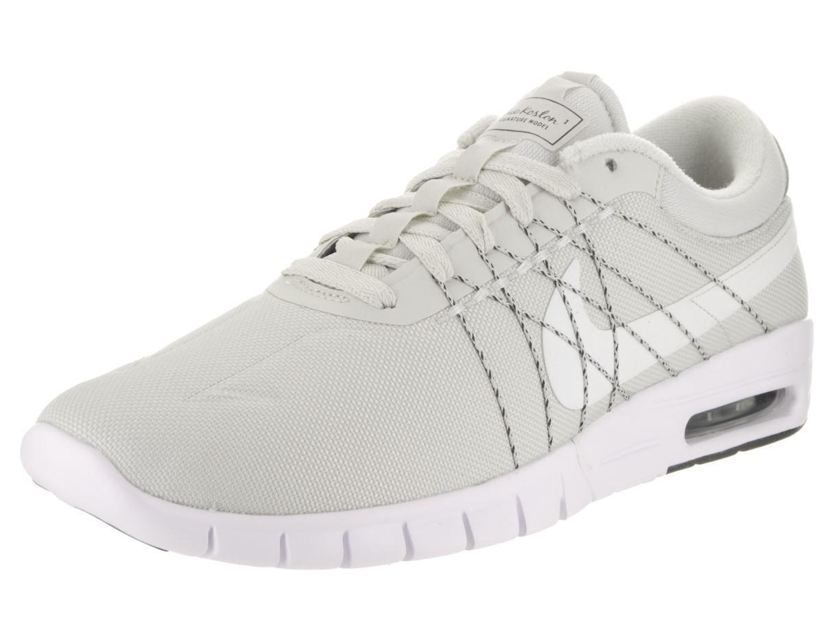 1052b260cd6a8 Lyst - Nike Sb Koston Max Light Bone white Anthracite Skate Shoe 12 ...