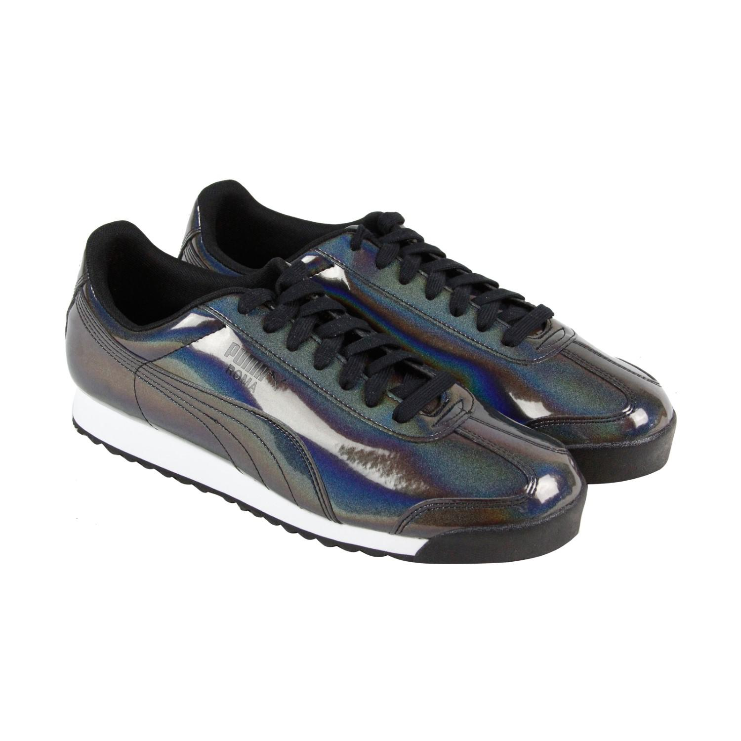 984cefaa0828 ... Lyst - Puma Roma Ao Iridescent Black Mens Lace Up Sneakers i 2018  factory 9fee6 8d7ca ...