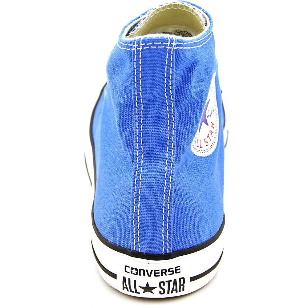 d33c2cea3138 Lyst - Converse Unisex Chuck Taylor All Star High Top in Blue for Men