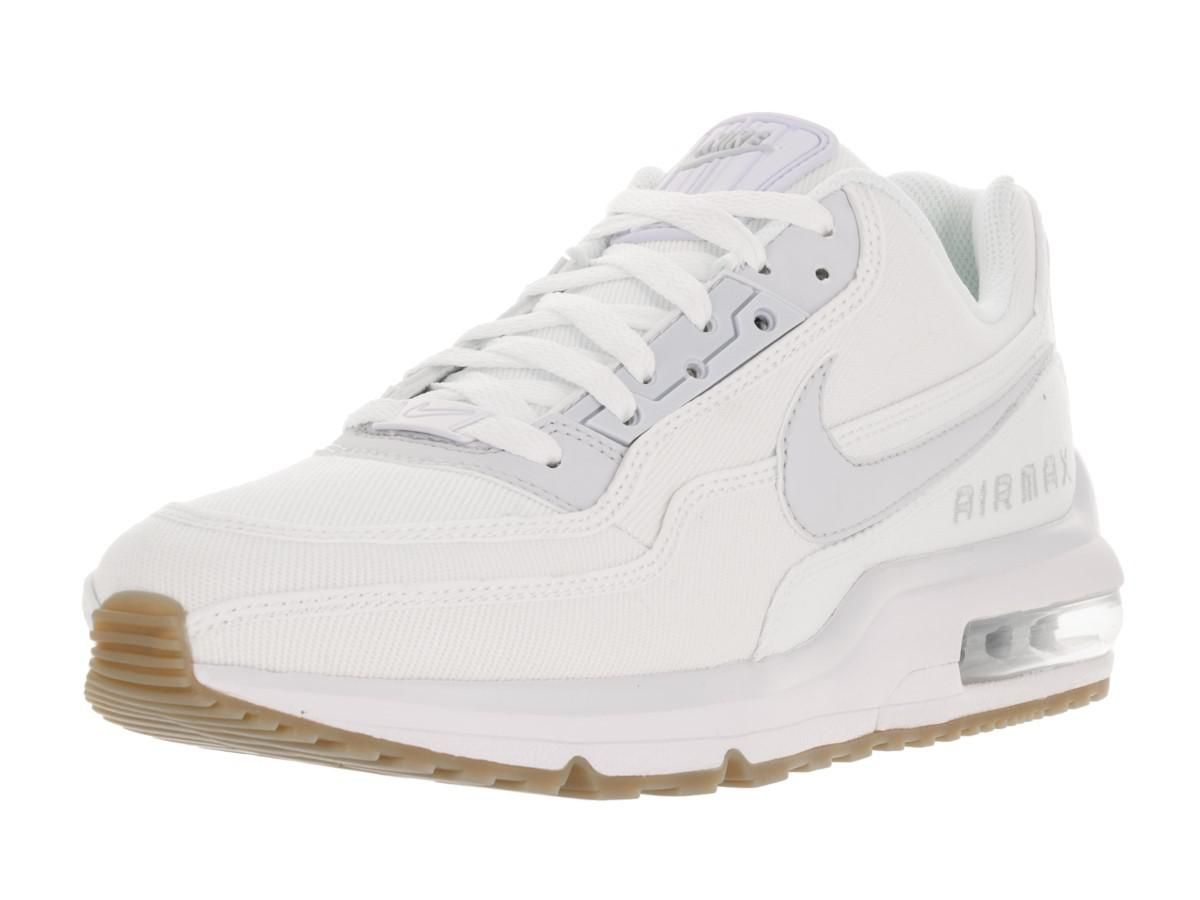 a92643d26cd06f Lyst - Nike 746379-121   Air Max Ltd 3 White platinum Running Shoe ...