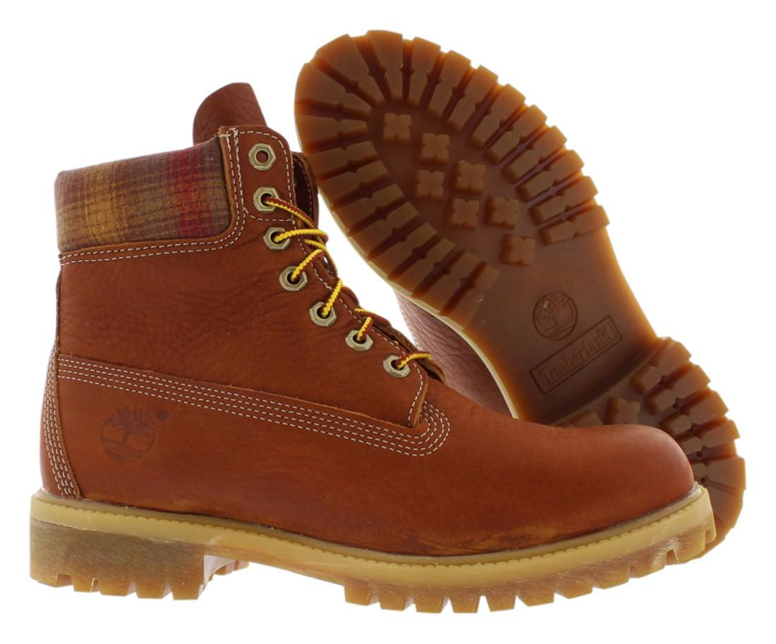 8d89f6b3acc Lyst - Timberland 6 Pendleton Wool Boots Shoes Size 13 in Brown for Men