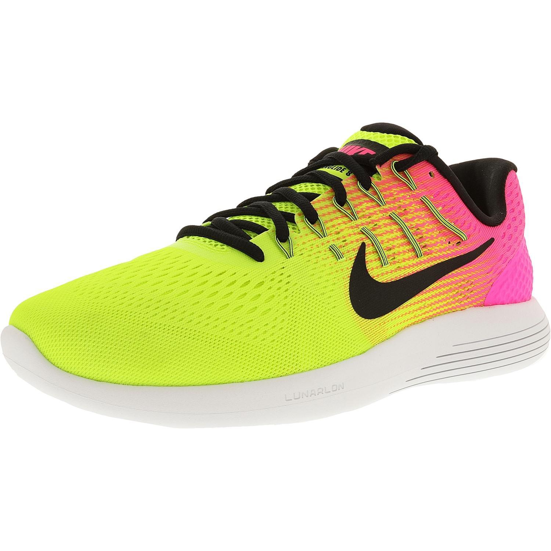 free shipping f6c4f 6291e Lyst - Nike Lunarglide 8 Oc Multi-color multi-color Ankle-high Mesh ...