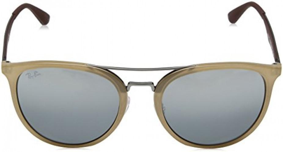 618bbfe250c Lyst - Ray-Ban Light Brown Sunglassess Rb4285-616688-55 in Brown