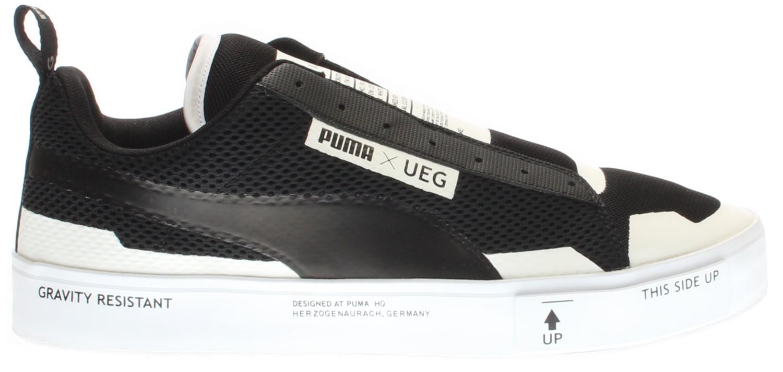 5518c846674 Lyst - Puma Court Play Slipon X Ueg in Black for Men