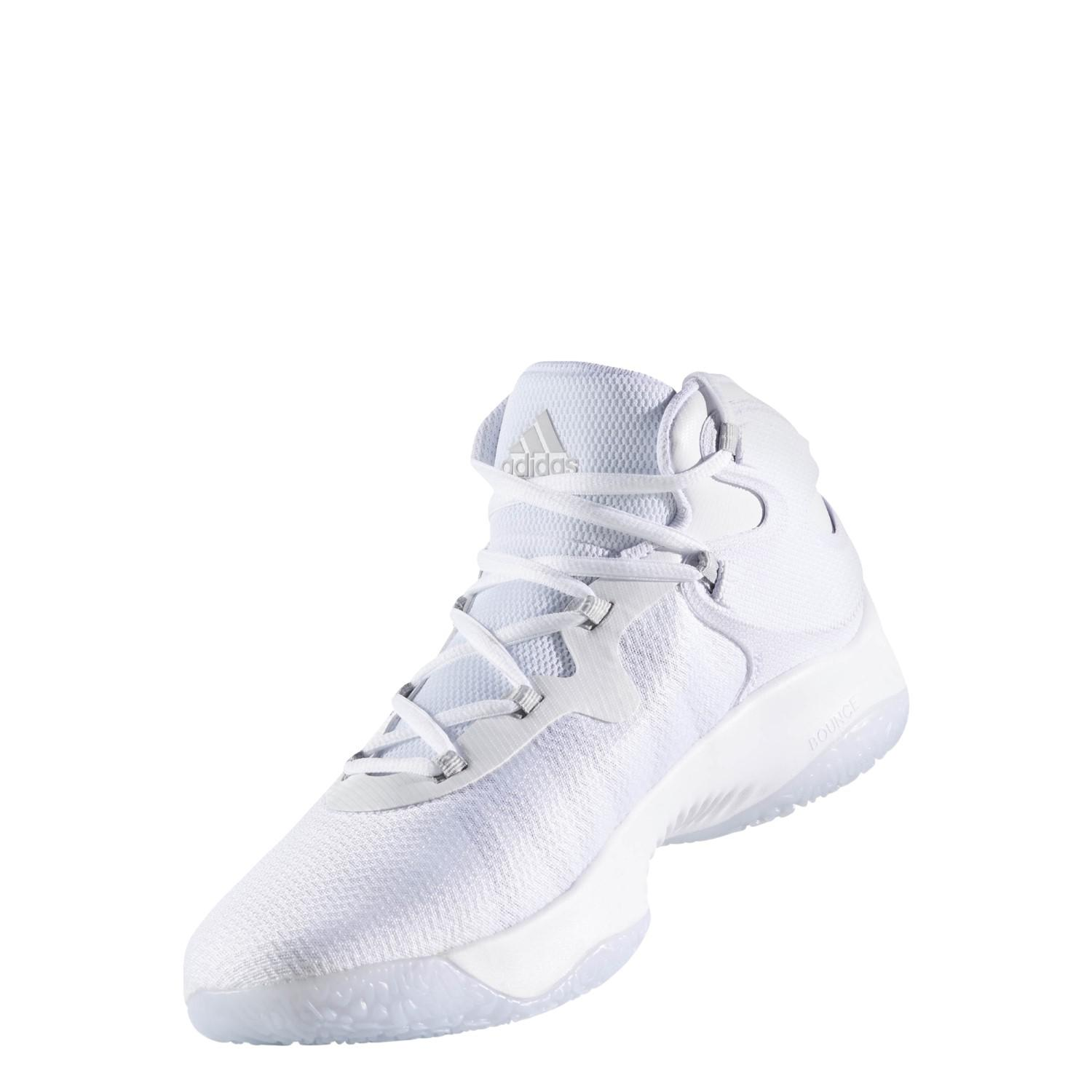 d4896cedf Lyst - adidas Explosive Bounce Basketball Shoe in White for Men