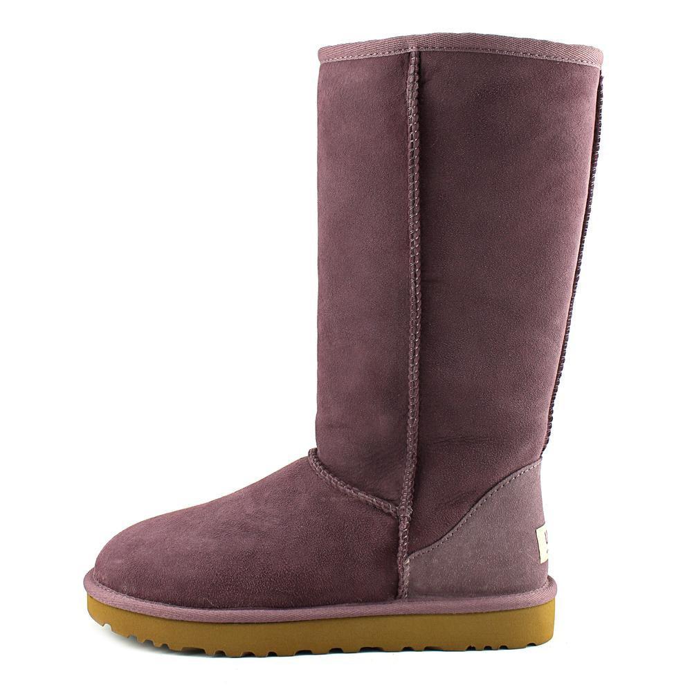 abb50c97dde Lyst - UGG Classic Tall Women Us 8 Purple Winter Boot Uk 6.5 Eu 39 ...