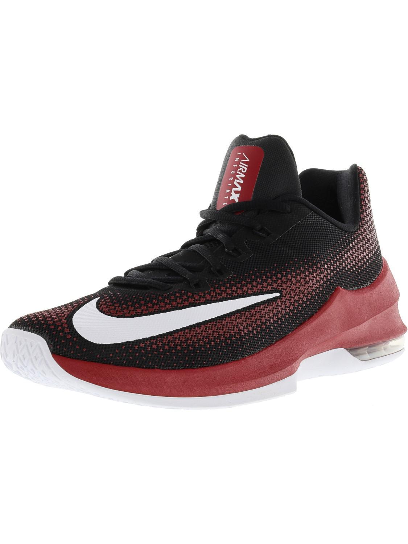 Lyst Nike Air Max Tobillo Enfurecer Bajo Tobillo Max Alto Zapatilla De Baloncesto 10M 79e3e8