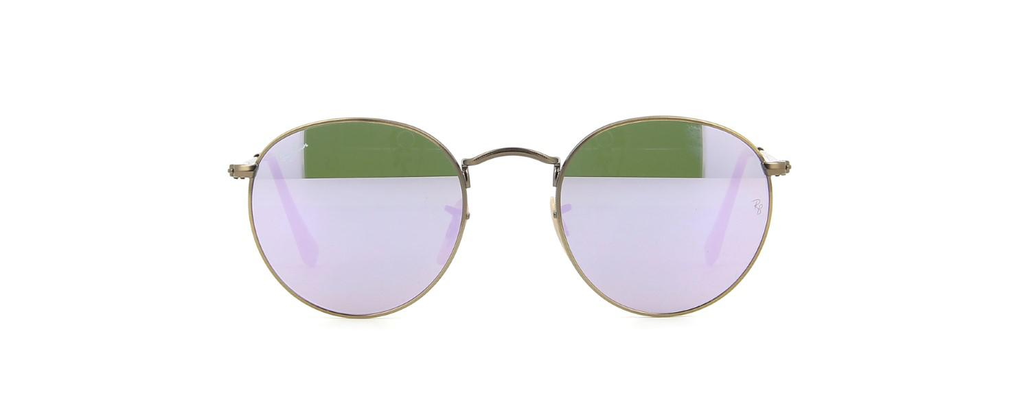 a07d4b319e Lyst - Ray-Ban 0rb3447 167 4k 50 Demiglos Brusched Bronze lillac ...