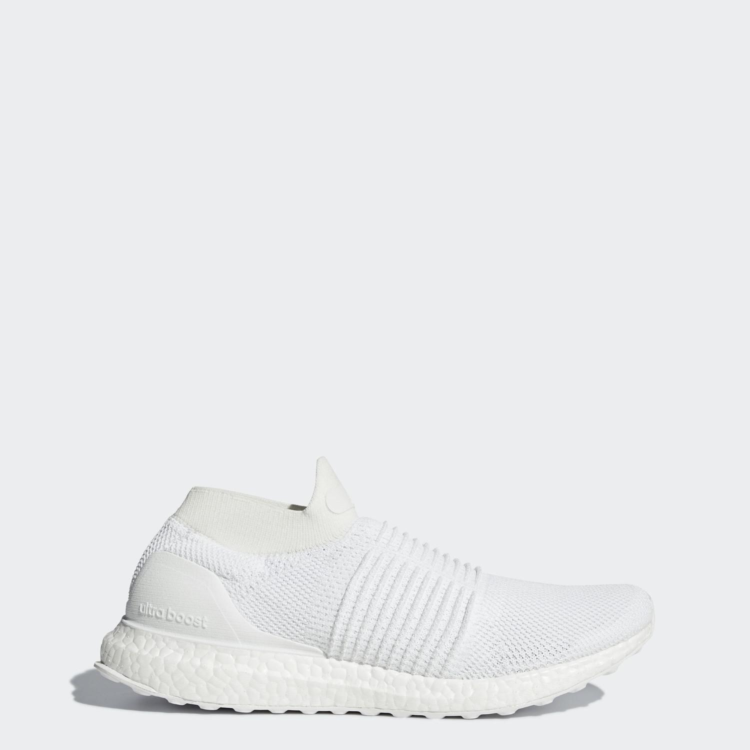 size 40 be25c 15d0d Lyst - adidas Ultraboost Laceless Shoe in White for Men