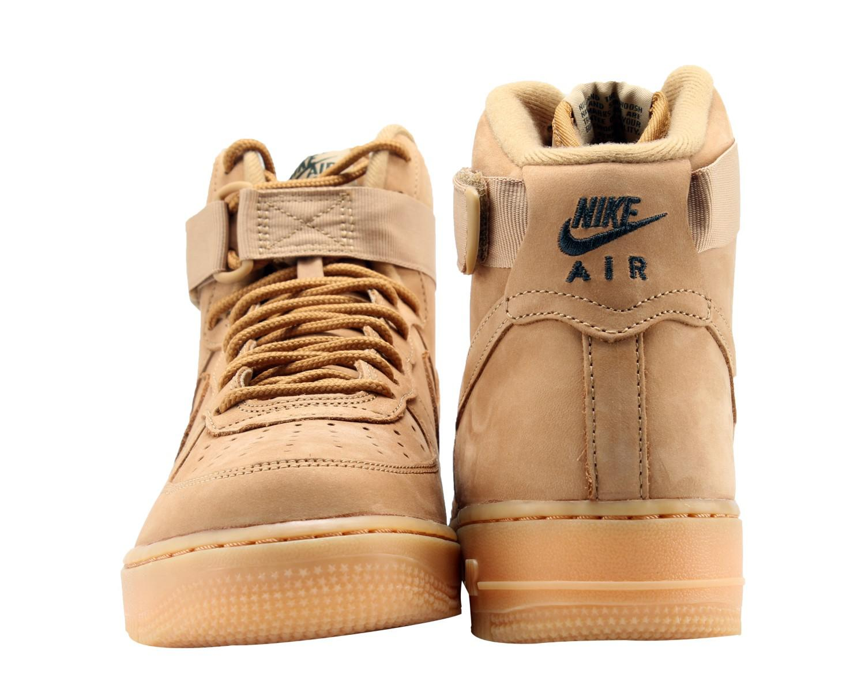designer fashion 28ca0 7f691 Lyst - Nike Air Force 1 High  07 Lv8 Wb Wheat Flax Basketball Shoes ...