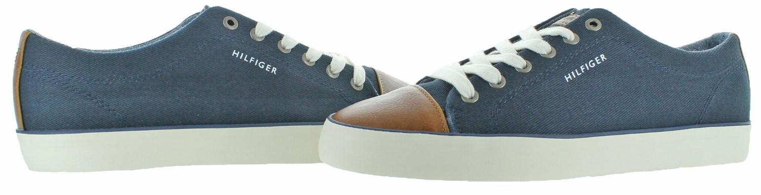 f443796de8561 Lyst - Tommy Hilfiger Parma 2 Canvas Fashion Sneakers Shoes in Blue ...