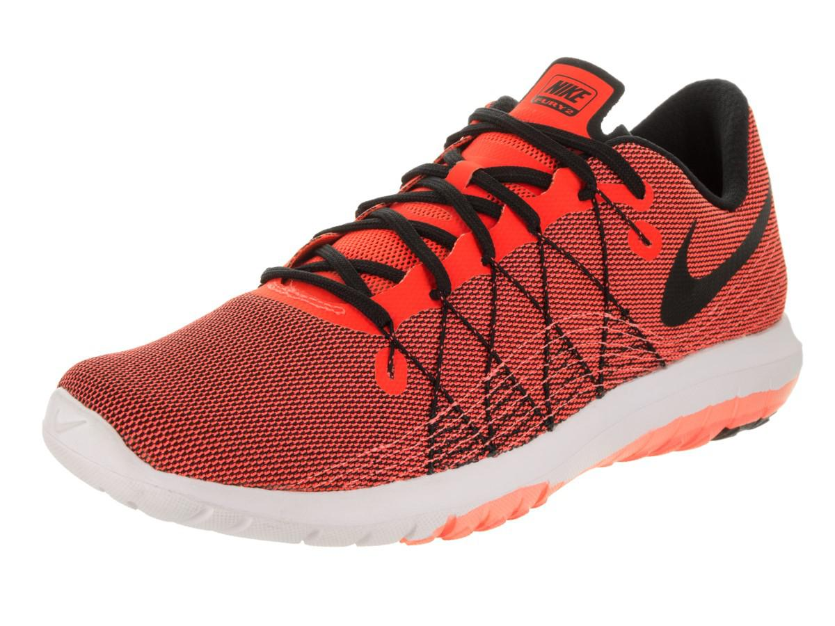11975fe81dc6 Lyst - Nike Flex Fury 2 Total Crimson black blk brght Mng Running ...