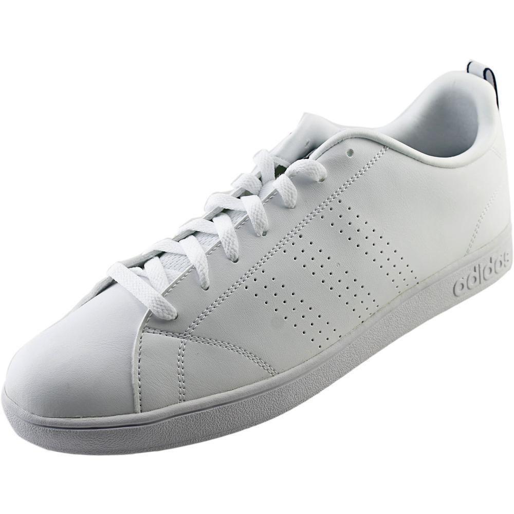 Lyst adidas originali uomini, vantaggio pulito rispetto agli uomini, originali noi 11 scarpe bianche 098fee