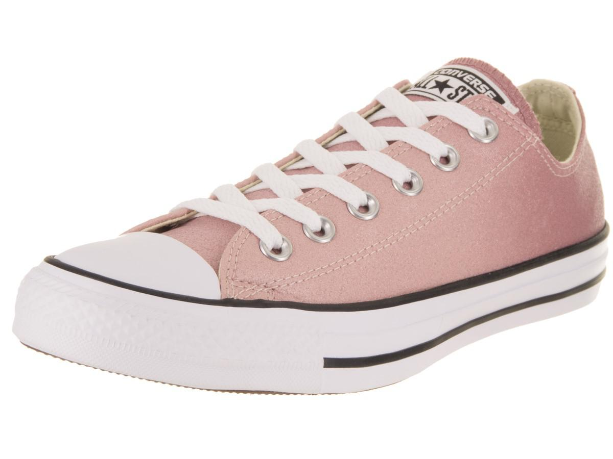 6bf9e9a6de51 Lyst - Converse Unisex Chuck Taylor All Star Ox Particle Beiges ...