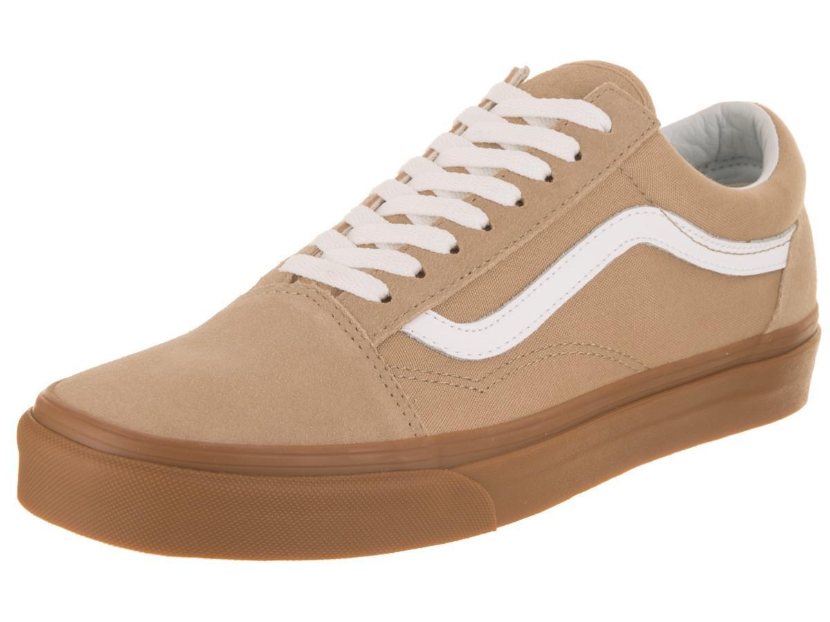 bf149e4ee47f8e Lyst - Vans Unisex Old Skool Sesame gum Skate Shoe 7 Us   8.5 Us for Men