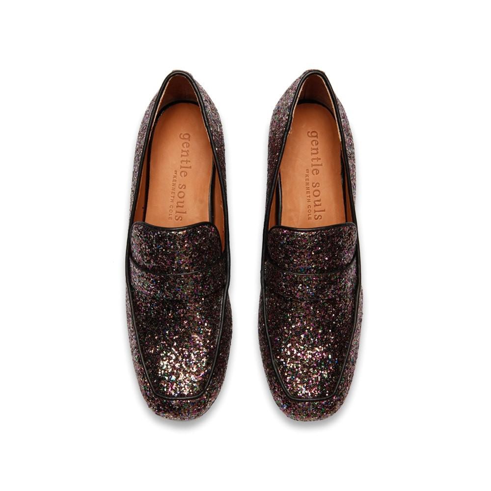 Eliott Bit Strap Metallic Leather Loafer Gentle Souls 7H8ZuCA75l