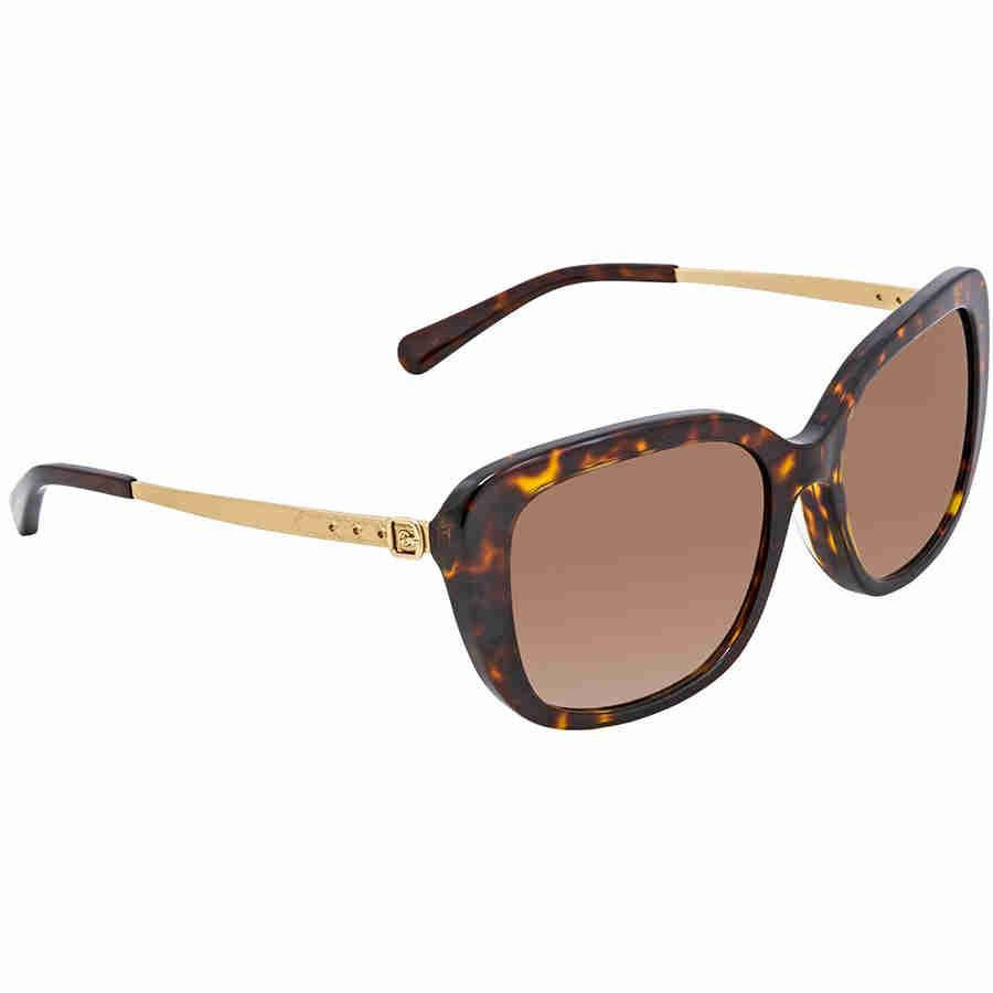 0187d83c105f ... discount code for lyst coach brown gradient sport sunglasses hc8229f  548513 55 in brown 7a0aa f2bb3