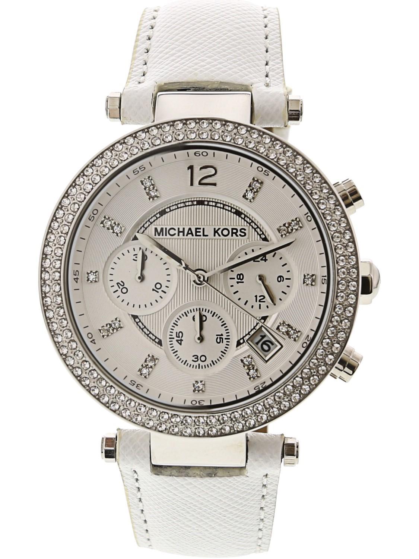 74bf5b12a058 Michael Kors - Metallic Mk2277 Parker Watch - Lyst. View fullscreen