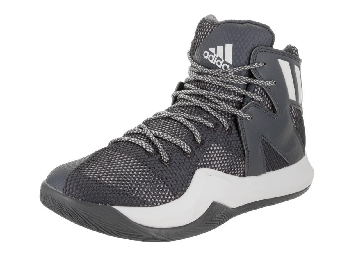 bb2cceab079 big sale 62a00 b79bd Lyst - adidas Originals Crazy Bounce Onixftwwhtlgsogr  Basket