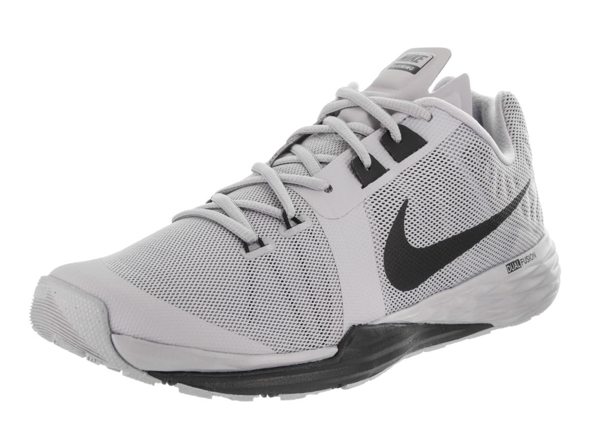 best website dae10 728f3 ... coupon for lyst nike train prime iron df wolf grey black white ankle  high 6f908 f8259