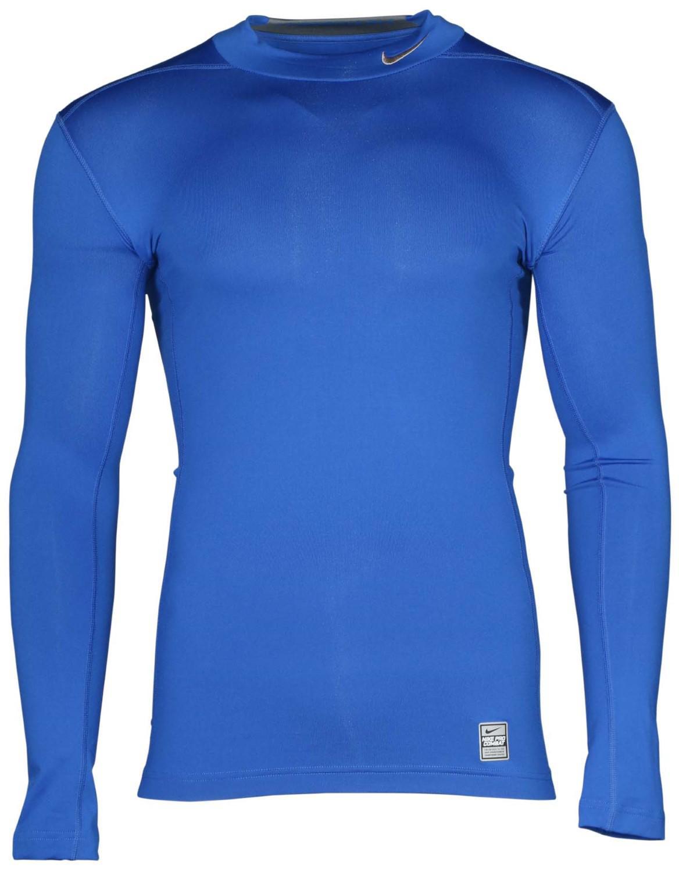 9abe3b48 Nike Dri Fit Pro Combat Compression Training Shirt-royalblue-small ...