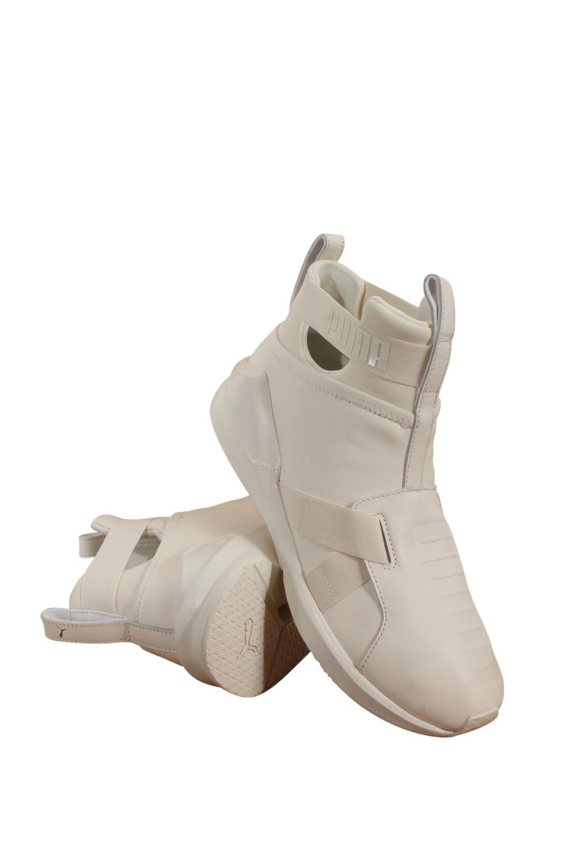 e564b12c3d51b8 Lyst - PUMA X Fenty By Rihanna Fierce Strap Leather in White for Men